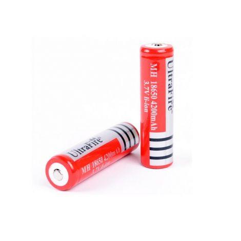 x2 baterías Ultrafire 18650